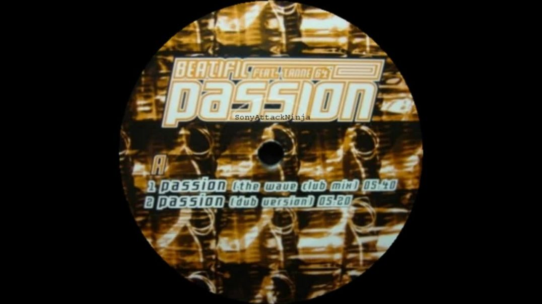 Beatific ft Tanne 64 - Passion (The Wave Club mix)