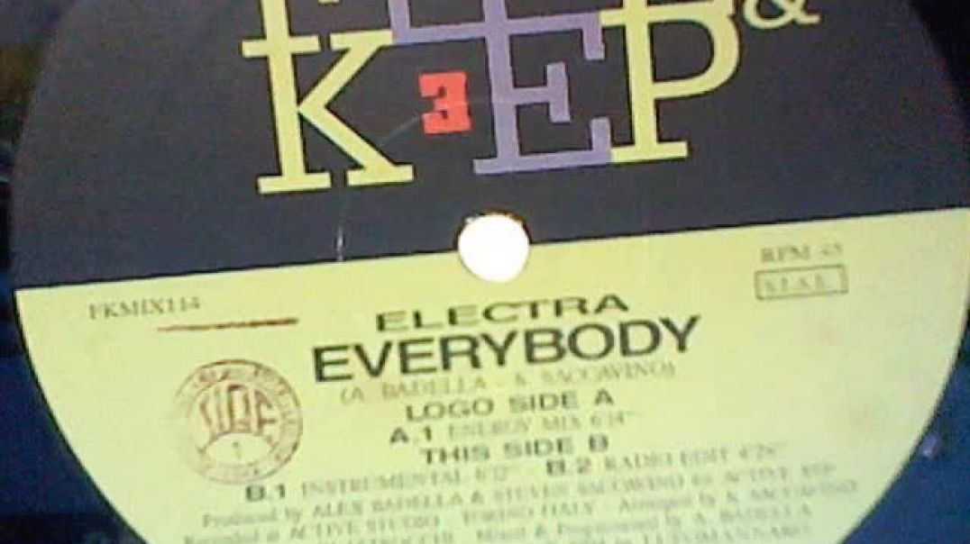 Electra - Everybody (Energy Mix)