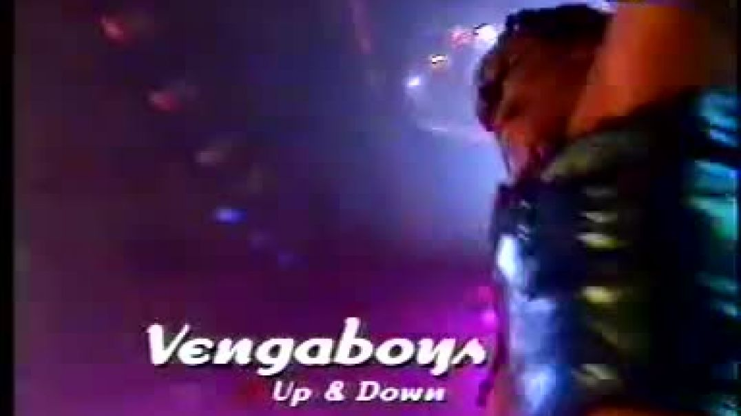 Vengaboys - Up And Down ( viva tv )
