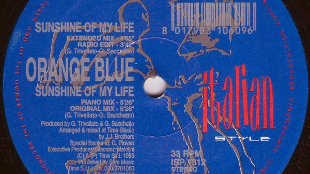 Orange Blue - Sunshine Of My Life (Extended Mix)