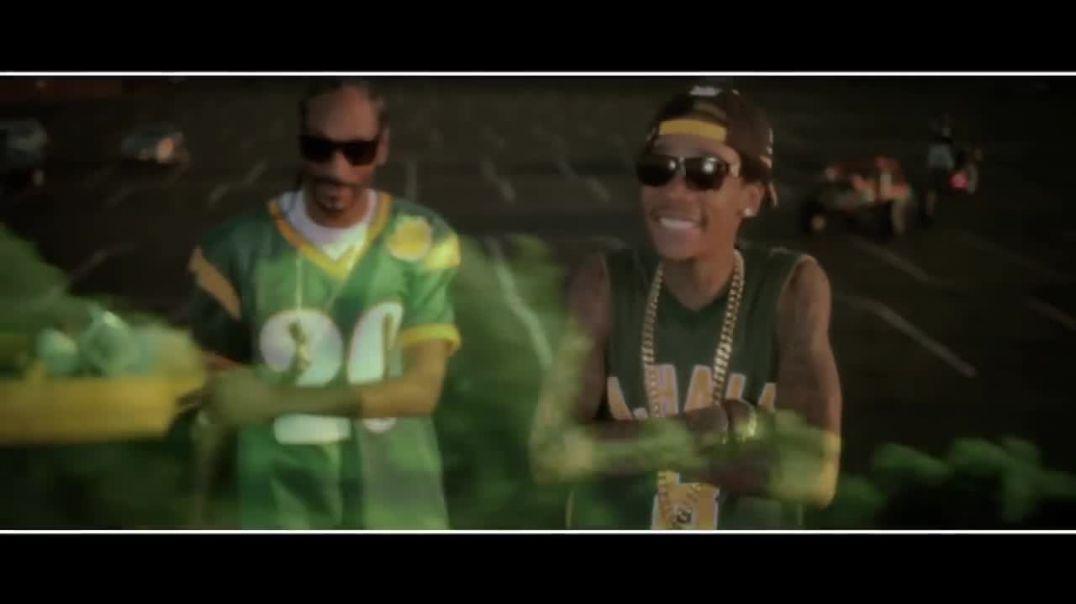 Snoop Dogg, Wiz Khalifa  & Bruno Mars - Young, Wild and Free