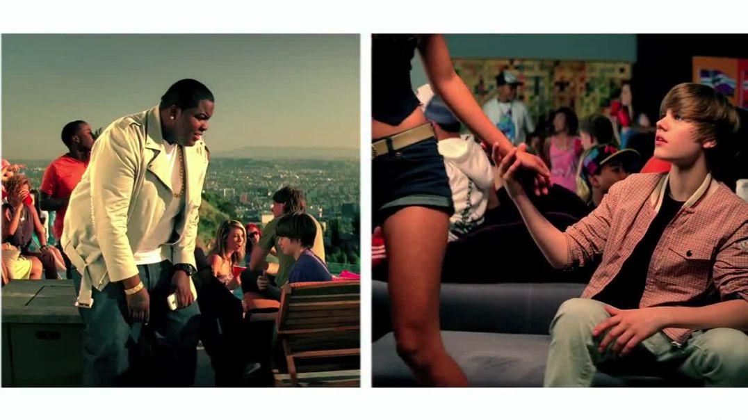 Sean Kingston ft Justin Bieber - Eenie Meenie (Video Version)