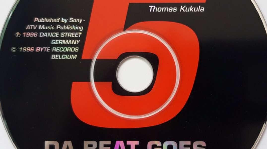 Red 5 - Da Beat Goes