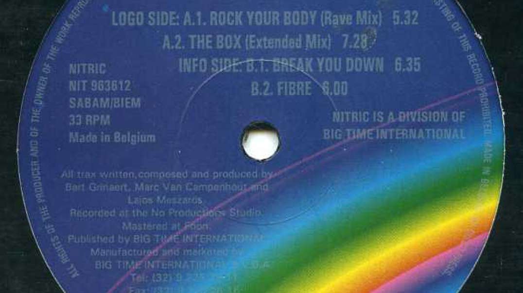 The M Experience - Rock Your Body