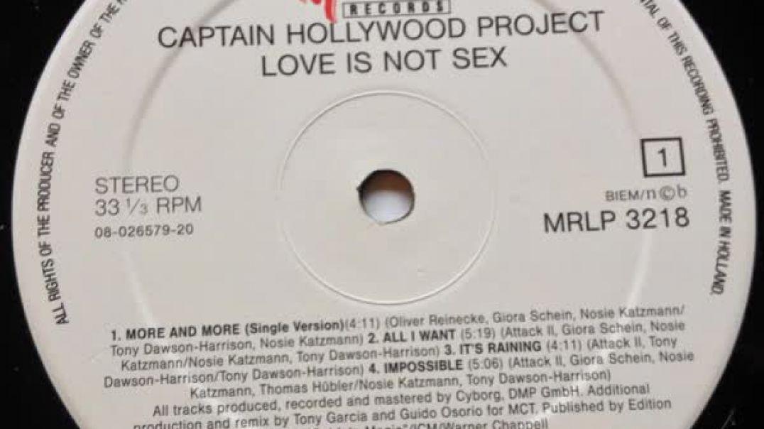Captain Hollywood Project - Rhythm Of Life
