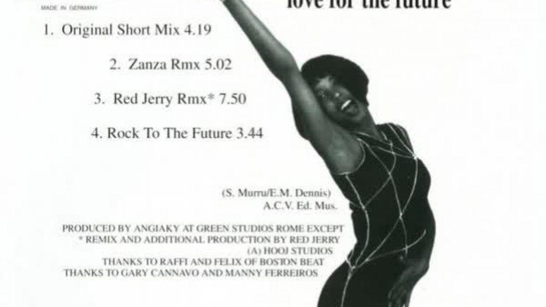 Chase - Love For The Future (Zanza Rmx)