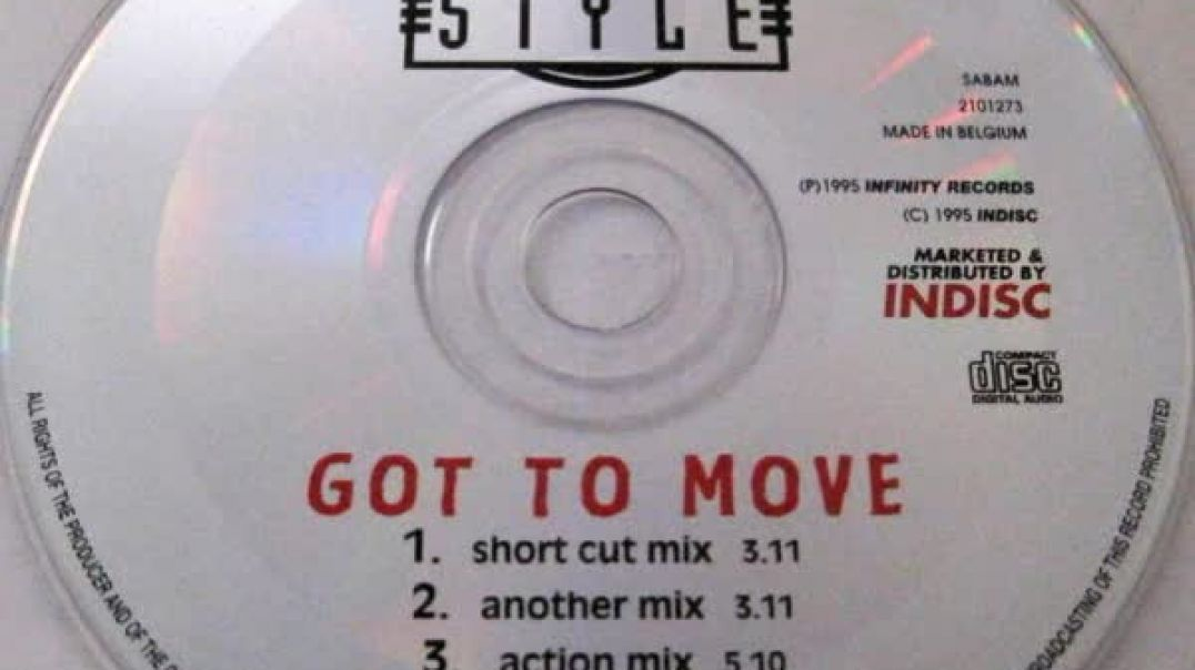 L.A. Style - Got To Move (Reaction Mix)
