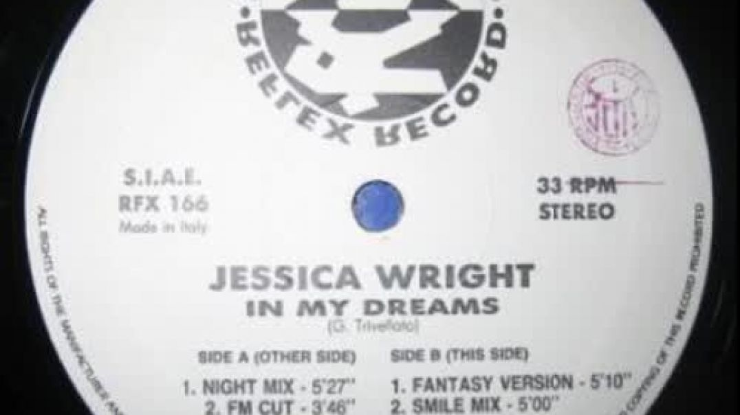 Jessica Wright - In My Dreams (Night Mix)