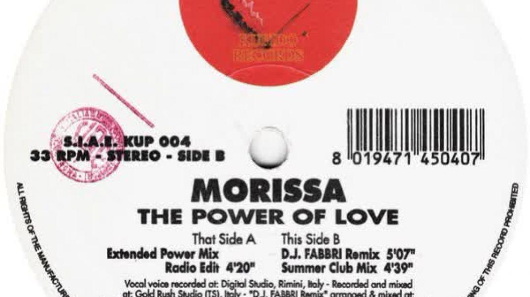 Morissa - The Power Of Love (Radio Edit)