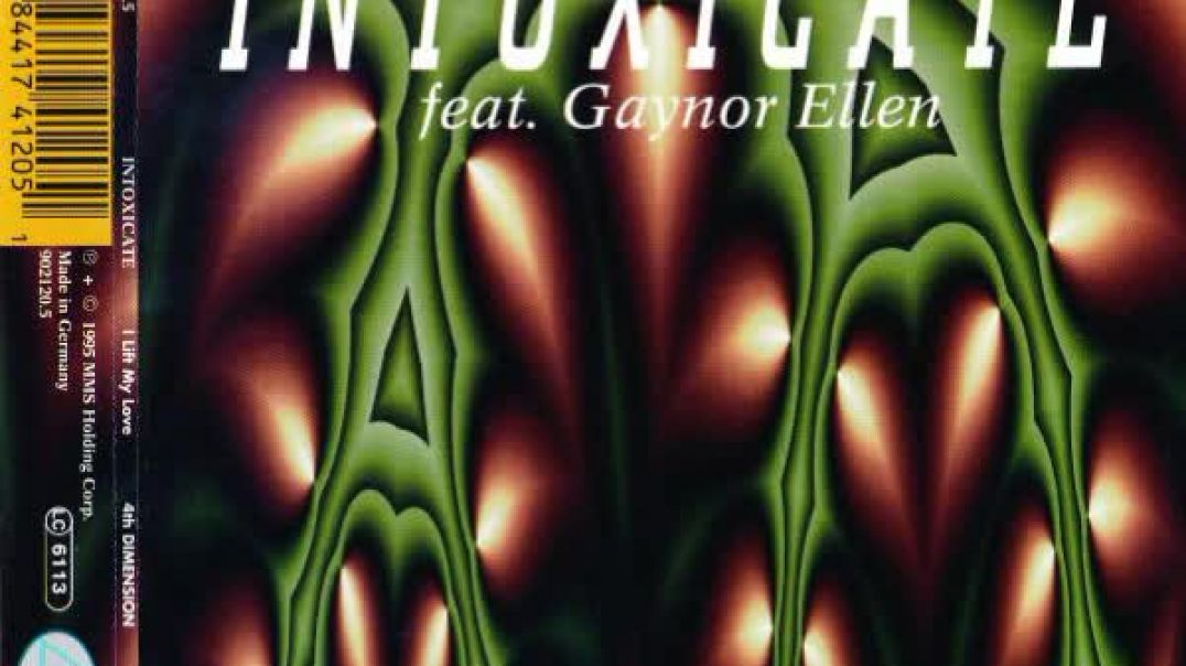 Intoxicate ft Gaynor Ellen - I Lift My Love (Euro-Mix)