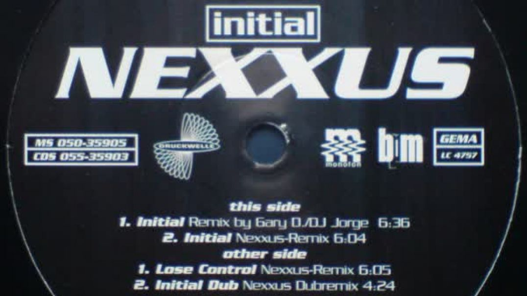 Nexxus - Initial (Remix)