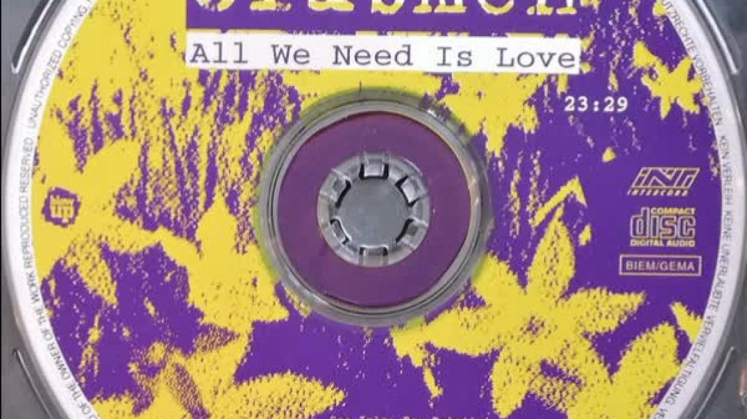 Clubmen - All We Need Is Love (Dance Mix)