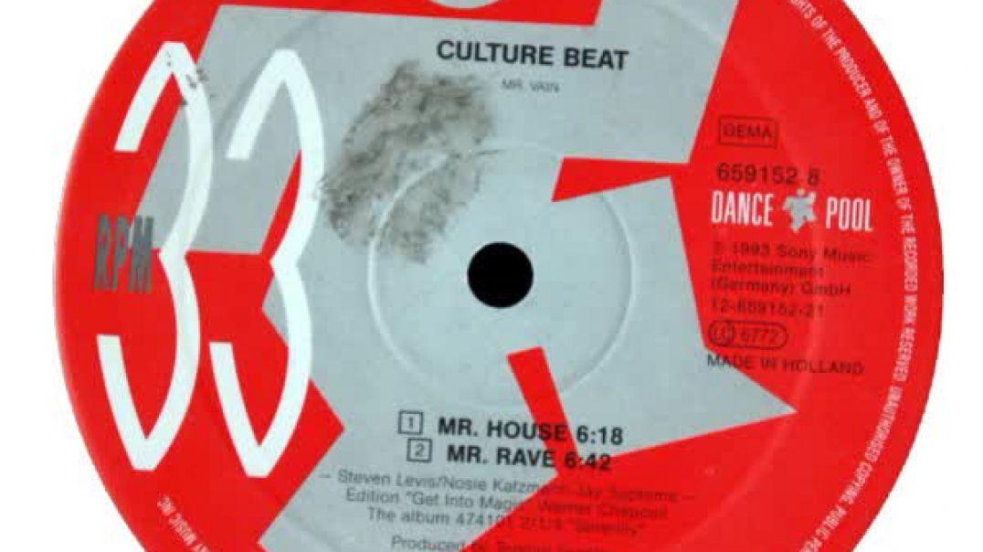 Culture Beat - Mr. Vain (Mr. Rave)
