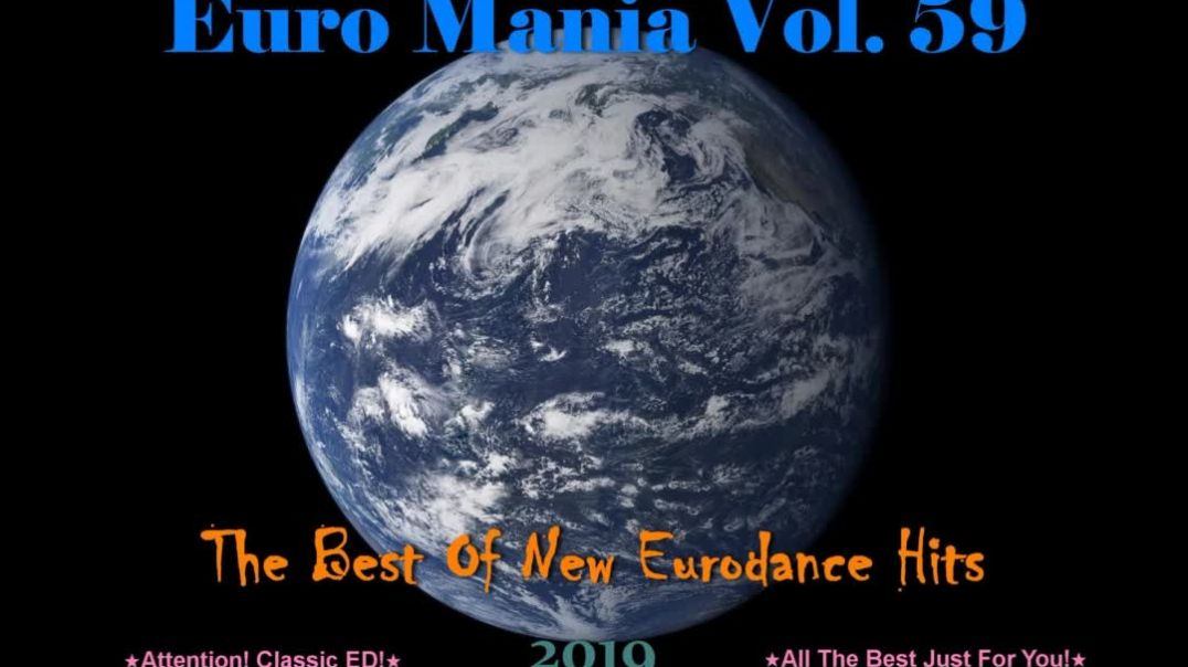 Martik C ft EDDim & DJ Night Wish - Never Say Goodbye (Eurodance Rmx) (Original Version)