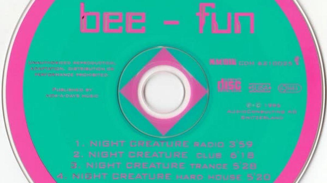 Bee-Fun - Night Creature (Club)