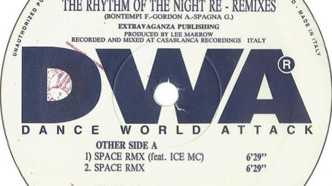 Corona ft Ice Mc - The Rhythm Of The Night (Space Rmx)