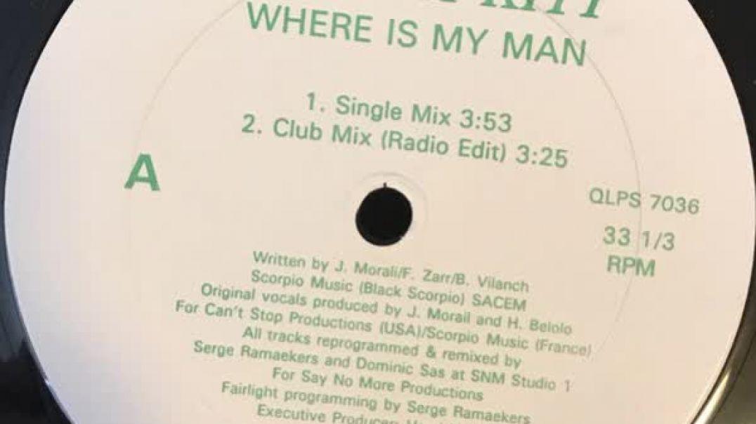 Eartha Kitt - Where Is My Man (Extended Mix)