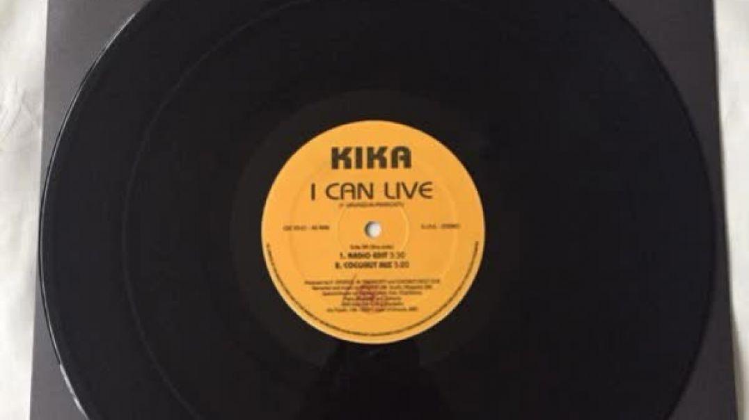 Kika - I Can Live (Radio Edit)