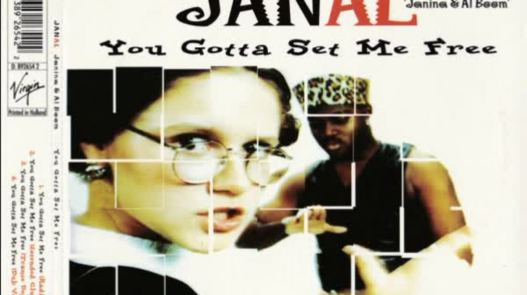 Janal - You Gotta Set Me Free (Extended Club Mix)