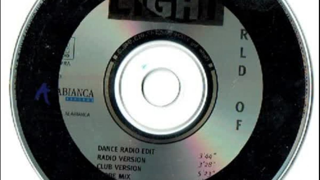 Black Light - World Of Joy (Radio Version)