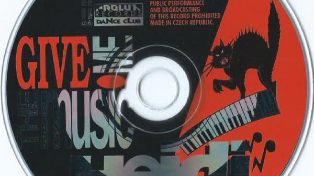 Heidi - Give Me The Music (Radio Version)