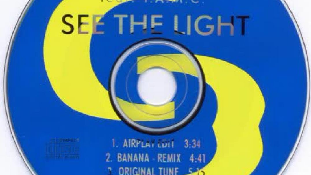 Cosmic Base ft T.A.M.C. - See The Light (Banana Remix)