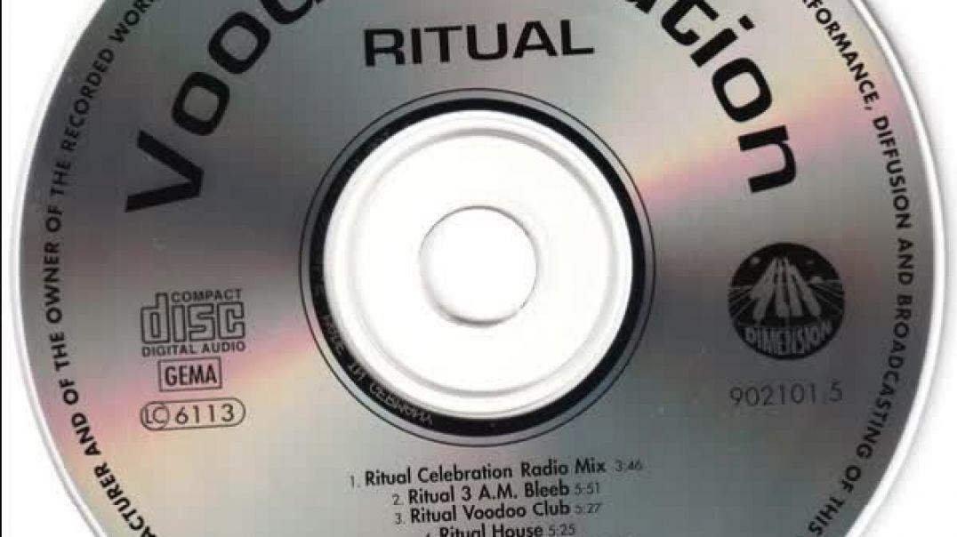 Voodoo Nation - Ritual (Celebration Radio Mix)