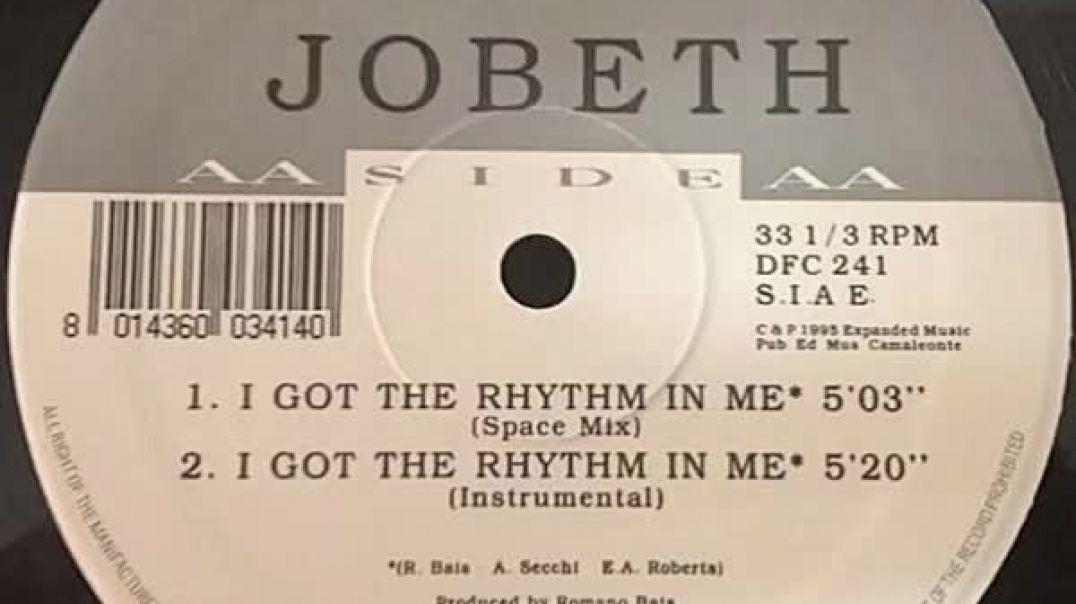 Jobeth - I Got The Rhythm In Me (Radio Edit)