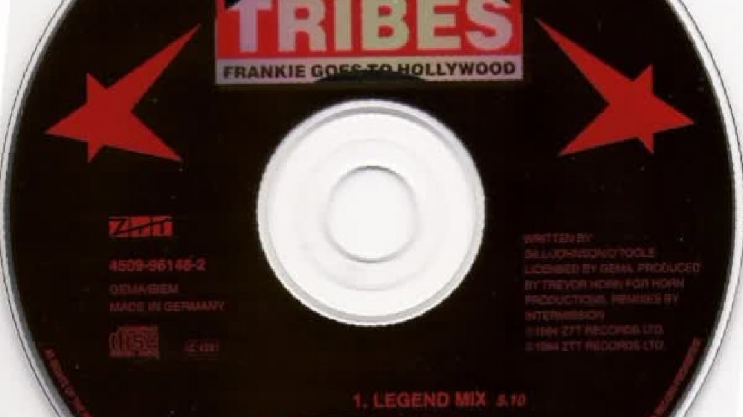Frankie Goes To Hollywood ft Intermission - Two Tribes (Legend Mix)