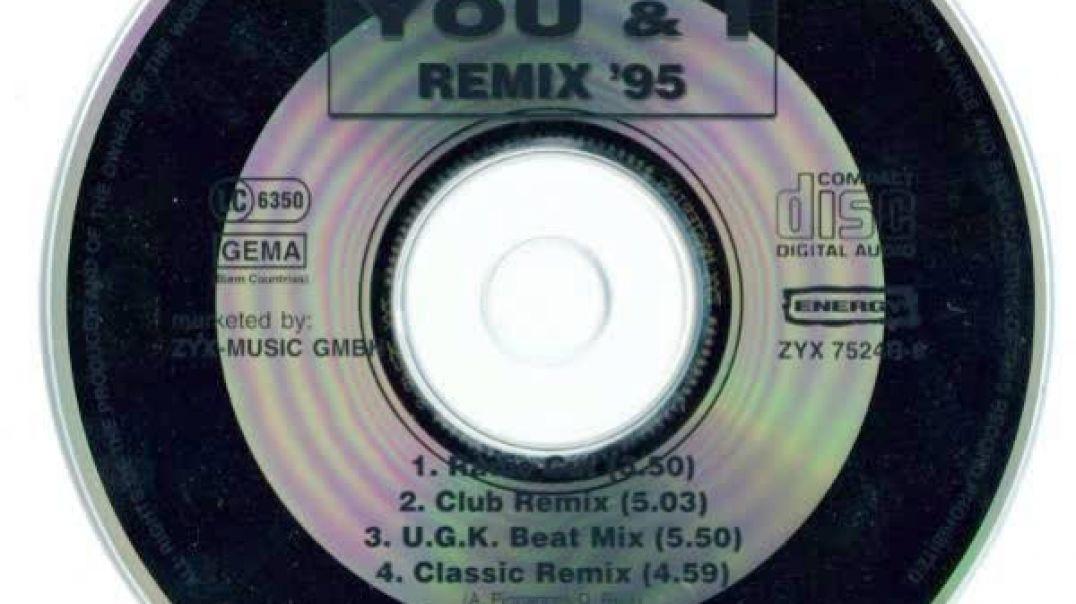 J.K. - You & I (Classic Remix)