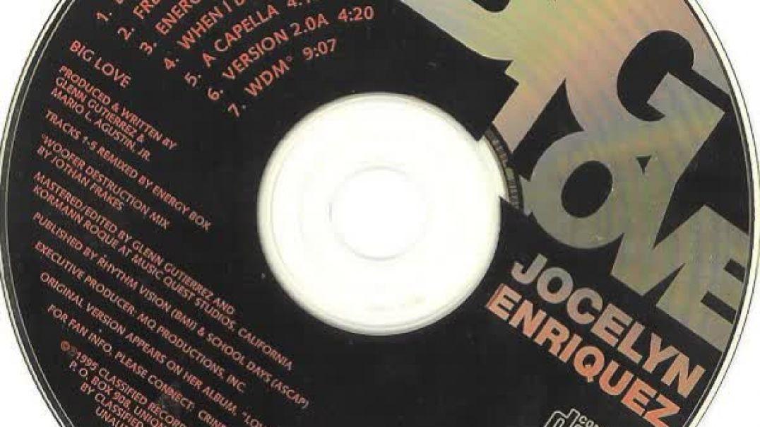 Jocelyn Enriquez - Big Love (Energy Box Radio Mix)