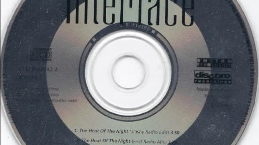 Interface - The Heat Of The Night (First Radio Edit)