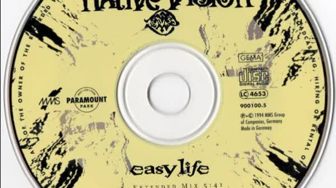 Native Vision - Easy Life (Extended Mix)