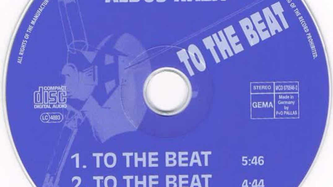 Aldus Haza - To The Beat (To The Best Version)